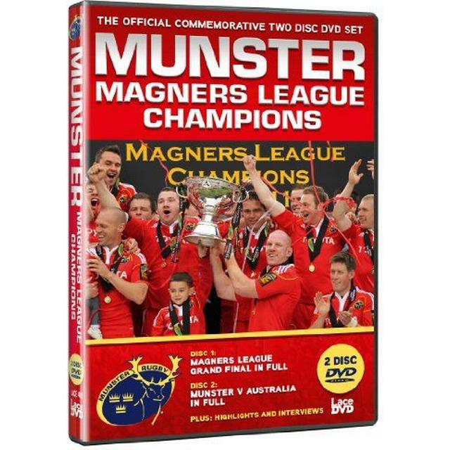 Munster Rugby Season Review 2011 [DVD]